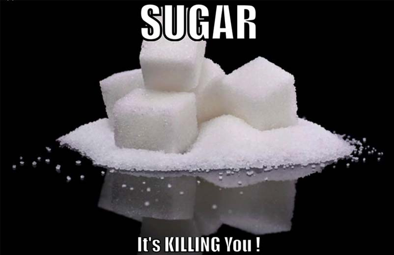 Sugar Spikes are Killing You